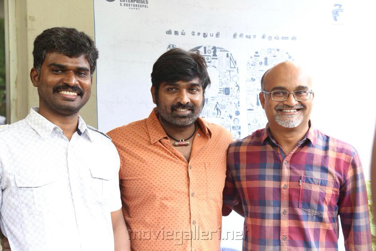 Vijay Sethupathi @ 96 Success Meet Stills