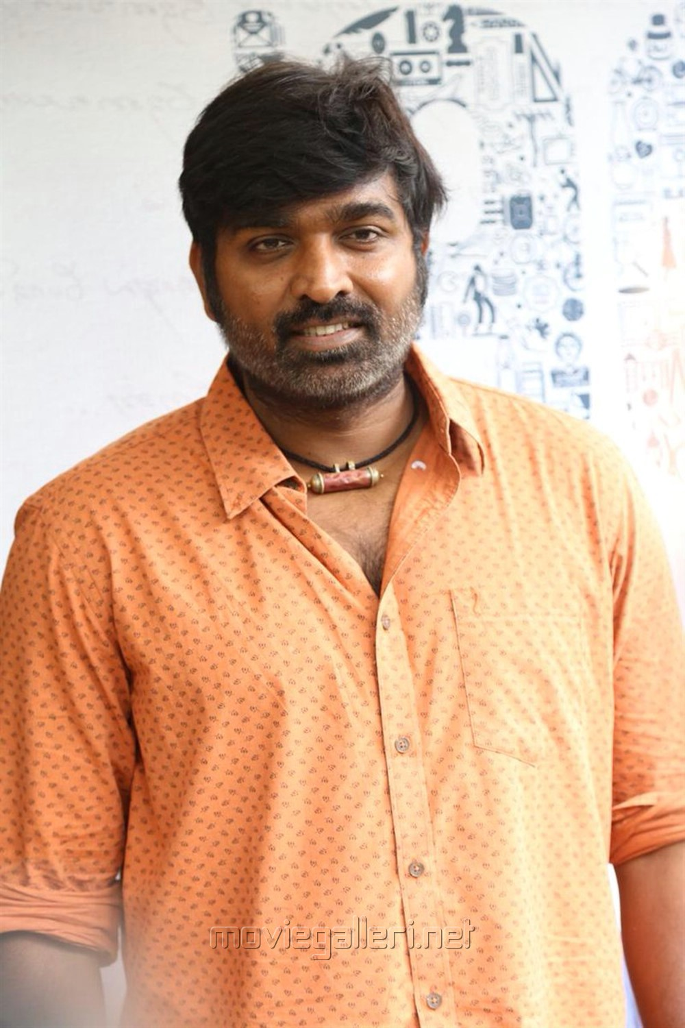Actor Vijay Sethupathi @ 96 Success Meet Stills