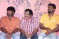 Vijay Sethupathi, Kavithalaya Krishnan, Prem Kumar @ 96 Success Meet Stills
