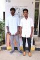 Aadithya Baaskar @ 96 Success Meet Stills
