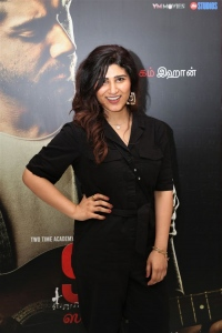 Singer Shashaa Tirupati @ 99 Songs Movie Audio Launch Photos