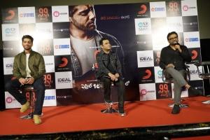 Ehan Bhat, AR Rahman,Koti @ 99 Songs Movie Press Meet Stills