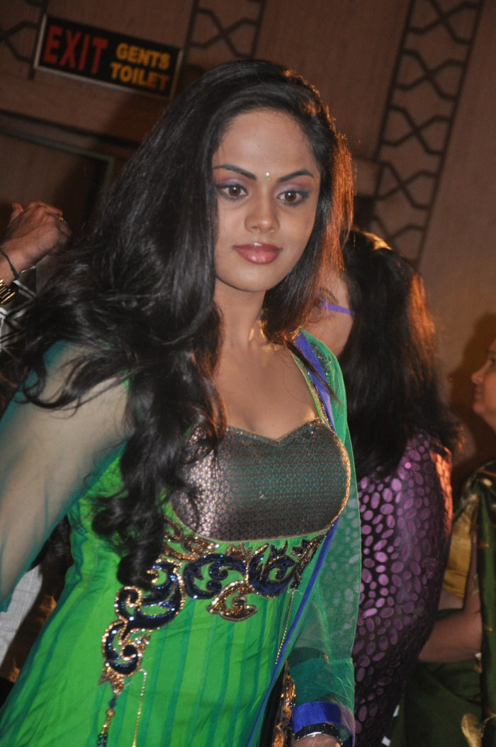 Karthika Nair @ 9th Chennai International Film Festival Inauguration