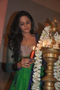 Karthika Nair @ 9th Chennai International Film Festival Inauguration