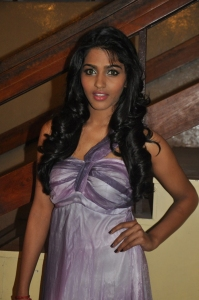 Actress Dhansika @ 9th CIFF Final Day Pictures