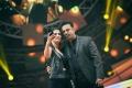 Shruti Hassan, Kamal Haasan @ 9th Vijay Awards 2015 Function Stills