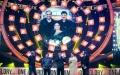 Balki, Bhagyaraj, KV Anand, Nadhiya @ 9th Vijay Awards 2015 Function Stills