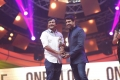 Bobby Simha, Arun Vijay @ 9th Annaul Vijay Awards Winners Photos