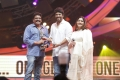 KS Ravikumar, Sundar C, Kushboo @ 9th Annaul Vijay Awards Winners Photos