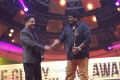 Kamal Hassan, R.Parthiban @ 9th Annaul Vijay Awards Winners Photos