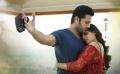 Nithin, Samantha in A Aa Movie New Stills
