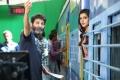 Trivikram Srinivas, Samantha @ A Aa Movie Working Stills