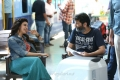 Samantha, Trivikram Srinivas @ A Aa Movie Working Stills