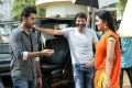 Nithin, Trivikram Srinivas, Anupama Parameshwaran @ A Aa Movie Working Stills