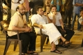 S Radha Krishna, Pawan Kalyan, Trivikram Srinivas @ A Aa Movie Working Stills