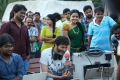 Trivikram Srinivas, Anupama Parameshwaran @ A Aa Movie Working Stills