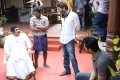 Rao Ramesh, Trivikram Srinivas @ A Aa Movie Working Stills