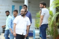 S Radha Krishna, Trivikram Srinivas @ A Aa Movie Working Stills