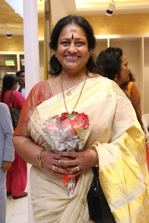 AA Guru Silks Launch Photos