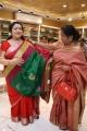 Actress Latha, Rajshree @ AA Guru Silks Launch Photos