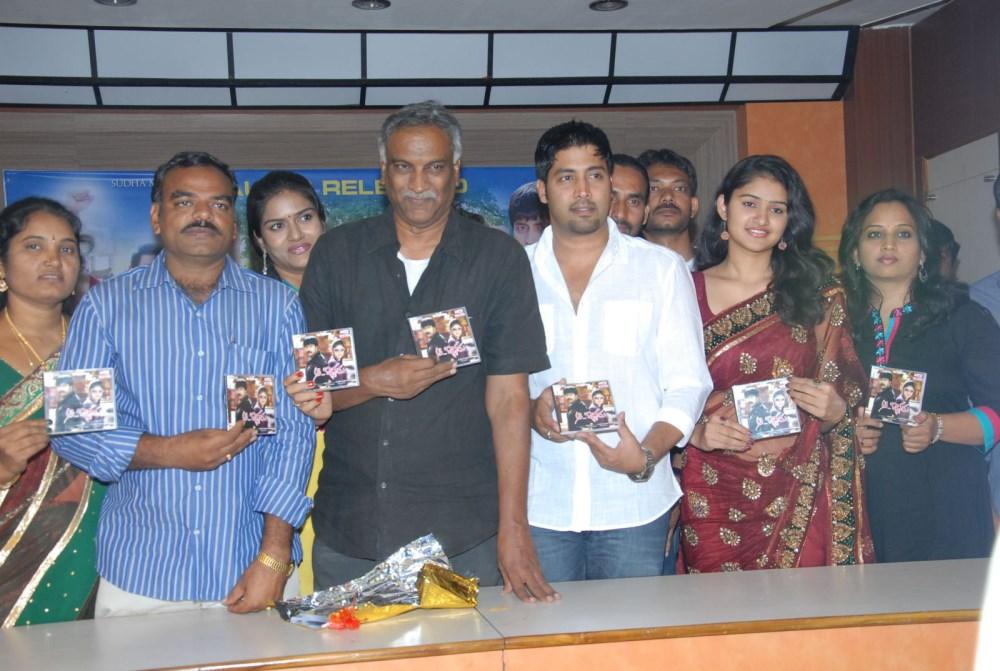 Aa Iddaru Movie Audio Launch Stills