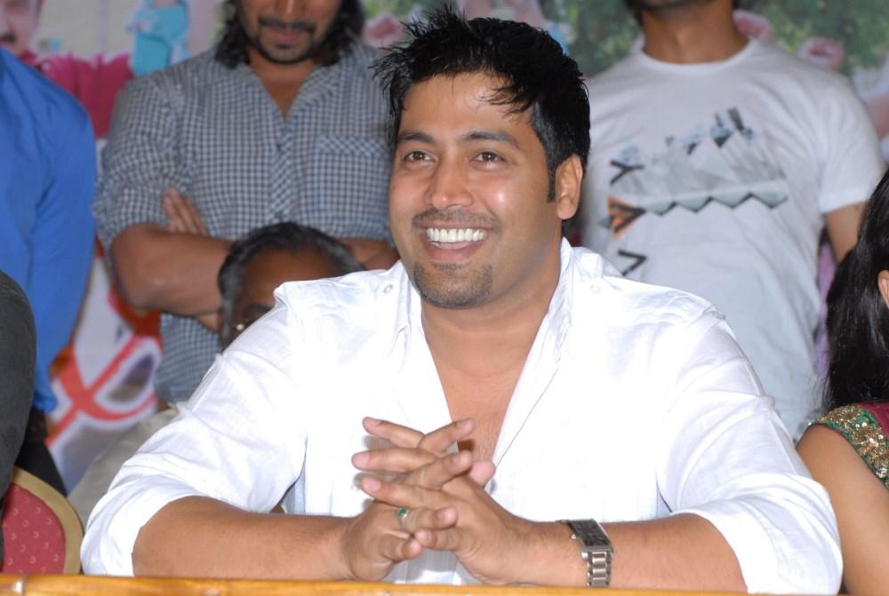 Akash at Aa Iddaru Movie Audio Launch Stills
