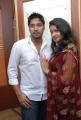 Jai Akaksh, Kousalya at Aa Iddaru Movie Audio Launch Photos