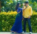 Jai Akash, Kausalya in Aa Iddaru Movie Beach Song Stills