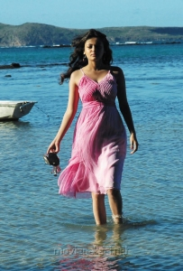 Sneha Ullal in Aa Roju Em Jarigindi Hot Stills