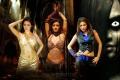 Sada, Sneha Ullal, Riya Sen in Aa Roju Em Jarigindi Hot Stills