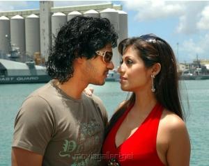Deshmukh, Sada in Aa Roju Em Jarigindi Hot Stills