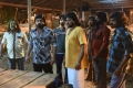 VTV Ganesh, Simbu, Mahat Raghavendra in AAA Movie Stills