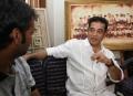 Aachariyangal Director Harshavardhan met Kamal Hassan Stills