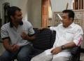 Aachariyangal Movie Director Harshavardhan met Kamal Hassan Stills