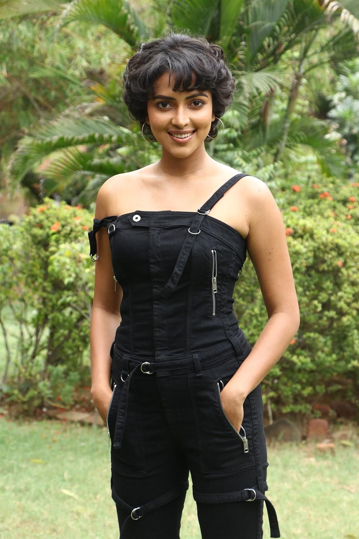 Actress Amala Paul @ Aadai Movie Audio Launch Stills