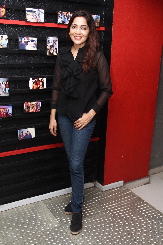 Ramya Subramanian @ Aadai Movie Celebrities Show Stills