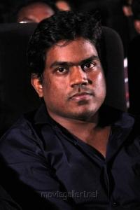Yuvan Shankar Raja at Aadhalal Kadhal Seiveer Audio Launch Stills