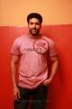 Actor Jayam Ravi at Aadhi Bhagavan Movie Press Meet Stills
