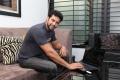 Actor Jayam Ravi at Aadhi Bhagavan Website Launch Photos