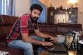 Director Ameer Sultan at Aadhi Bhagavan Website Launch Photos