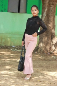 Actress Brindha Ravi in Aadhika Vargam Movie Stills