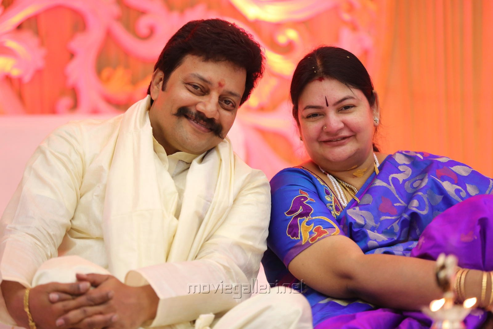 Sai kumar family photo How to book rooms online in Sai Baba Trust Ashrams?