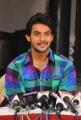 Telugu Hero Aadi at Sukumarudu Press Meet