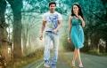 Aadi Shanvi @ Lovely Movie Stills