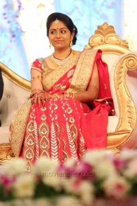 Aruna Aadi Wedding Reception Stills