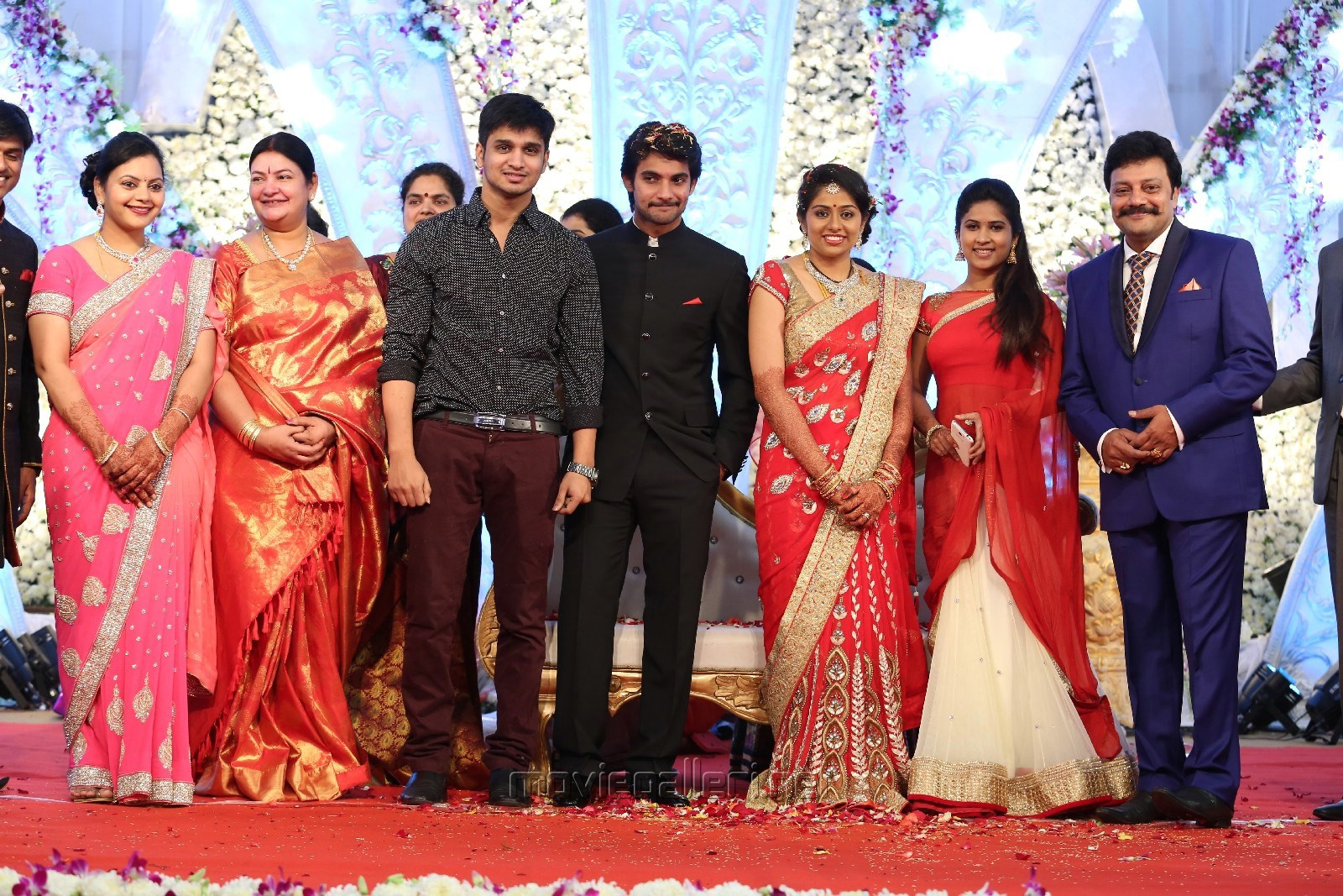 Picture 800796 Nikhil Siddharth Hero Aadi Wedding