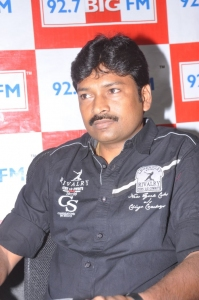 Director Krishna Reddy @ Aadu Magadura Bujji Audio Teaser Launch BIG FM Photos