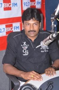 Krishna Reddy @ Aadu Magadura Bujji Audio Teaser Launch BIG FM Photos