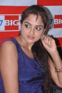 Actress Asmita Sood @ Aadu Magadura Bujji Audio Teaser Launch BIG FM Photos