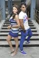 Asmita Sood, Sudheer Babu in Aadu Magadura Bujji Movie Stills